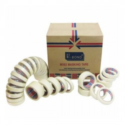 Hi-Bond High Temperature Masking Tape (Box)