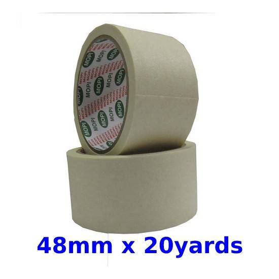 Masking tape 48mm x 20yd