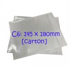 Packing List Envelopes PL-S (C6) Carton (1000pcs)