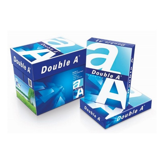 A4 80Gsm Double A Copy Paper (5 reams per box)