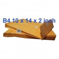 Goldkraft Expandable Envelope EXB4 10x14x2 (Pack of 10)