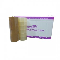 OPP Tape 48mm x 80 yards (60rolls per carton)