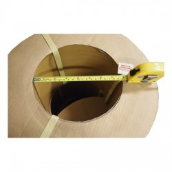 PP Strapping Band 15mm Yellow