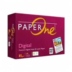 A4 80gsm/ 85gsm Paperone Blue All Purpose Copy Paper [500 Sheets]