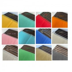 BIG PACK Coloured Wrapping Tissue Papers 50x70cm (17gsm)