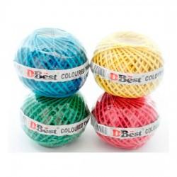 Coloured Cotton Twine