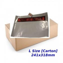 Packing List Envelopes PL-L (C4) Carton (500pcs)