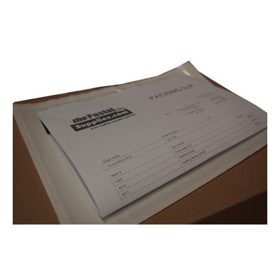 Packing List Envelopes (#2029) Plain