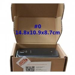 Postal Box Size 0 (XXS)