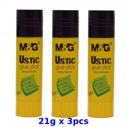 M&G Gluestick 21g [Value Pack]