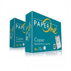 A4 70gsm/75gsm Paperone Green Copy Paper [500 Sheets]