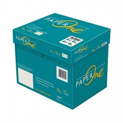A4 70gsm/75gsm Paperone Green Copy Paper (5 reams per box)