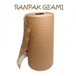 RANPAK GEAMI BROWN DIE-CUT KRAFT PAPER 250M / 420M EXPANDED