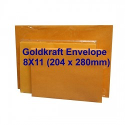Goldkraft Envelope No.811 8 x 11 (Pack of 10)