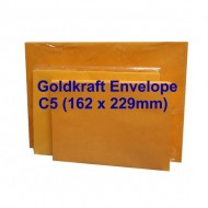 Goldkraft Envelope C5 6-3/8 x 9 (Pack of 20)