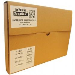 Cardboard Rigid Mailer C4