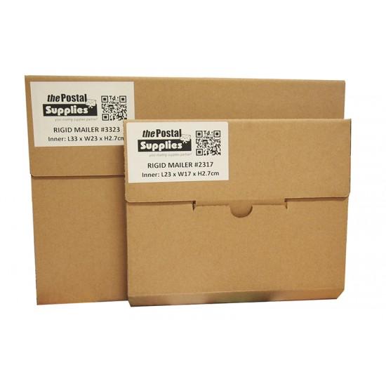 Cardboard Rigid Mailers C4 (25s)