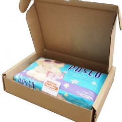 Postal Box Size 000 - 25pcs per bundle