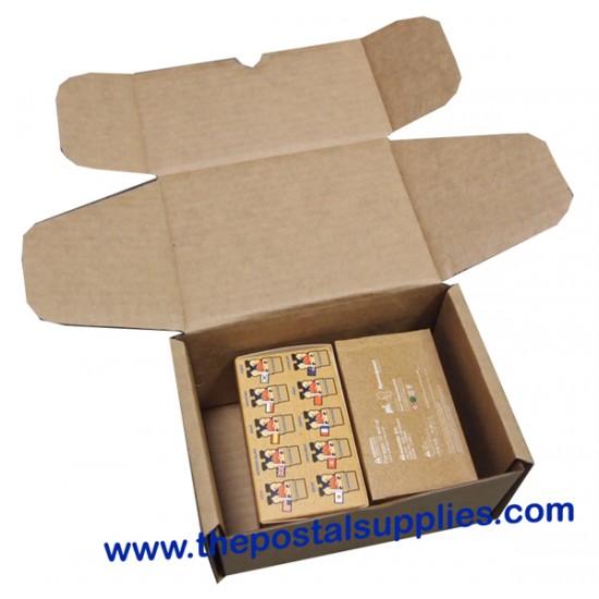Postal Box Size 0 (XXS) - 25pcs per bundle