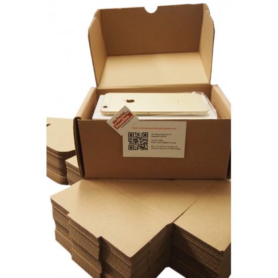 Postal Box Size 1 (XS) - 25pcs per bundle