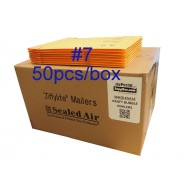 Jiffylite Kraft Bubble Mailer #7 (Wholesale)