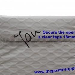 Lightweight Poly Bubble Mailer XL **NEW**