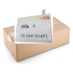 Packing List Envelopes PL-S (C6) Carton (1000pcs)