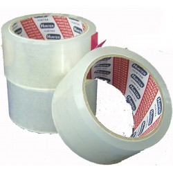 Hunter OPP Tape 48mm x 80 yards (Clear)