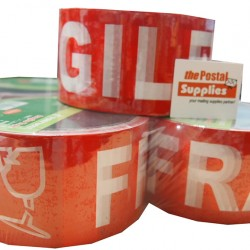 Fragile Tape 48mm x 18m