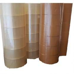 OPP Tape 48mm x 80 yards (60rolls per carton)
