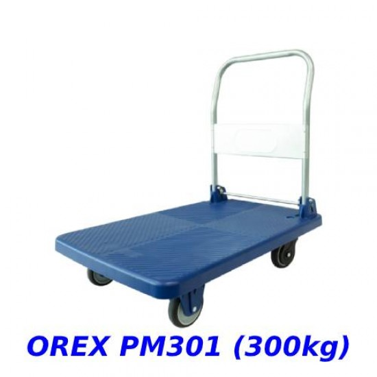 Orex PM301 Plastic Trolley (up to 300kg)
