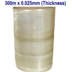 Shrink Film Tube 300m x 0.025mm