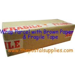 Brown Paper Roll (50s)