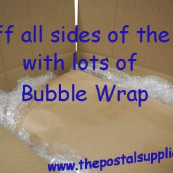 Bubble Wrap ® Roll 300ft(L) x 40inch(H)