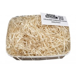 Khaki Shredded Paper