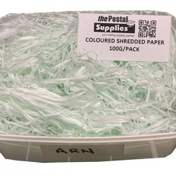 Mint Shredded Paper