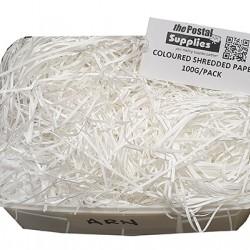 White Shredded Paper