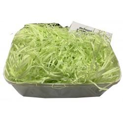 Lime Shredded Paper