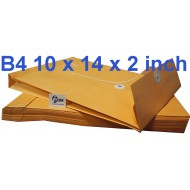 Goldkraft Expandable Envelope EXB4 10x14x2 (Pack of 10)