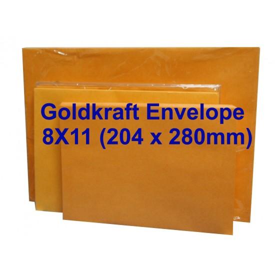 Goldkraft Envelope No.811 8 x 11 (Pack of 10)