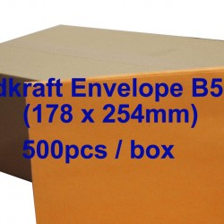 Goldkraft Envelope B5 7 x 10 (Box)