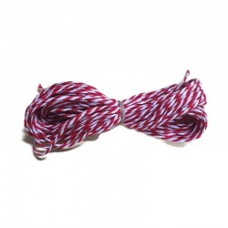 Baker's Twine (Red & White)