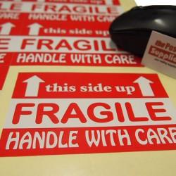 Fragile Stickers (20s per set)
