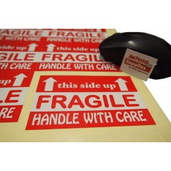 Fragile Stickers (20s per set)