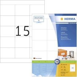 Herma 4278 Superprint 70 X 50,8 (1500s) Wht