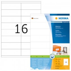 Herma 4427 Superprint 105X35 (1600s) Wht