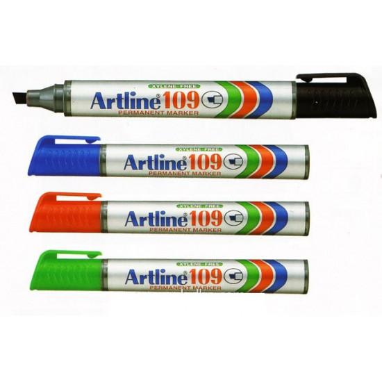 Artline 109 Permanent Marker - Chisel