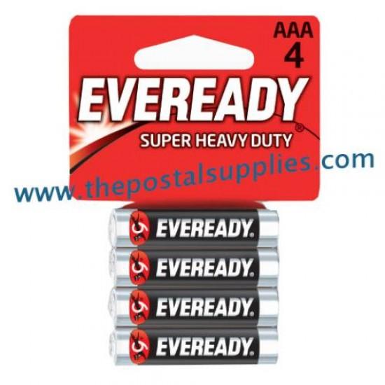 Eveready Batteries 1212 AAA (4s)