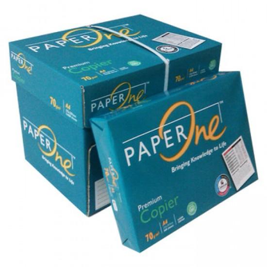 A4 70gsm/75gsm Paperone Green Copy Paper (5 reams per box)