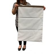 White Poly Mailer Bag 4XL #L5070 [Thick] 50pcs